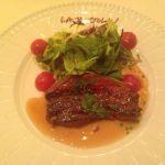 ラ・ベットラ・ダ・オチアイ ナゴヤ豚バラ肉のグリルハチミツソース