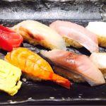 すし京辰 恵比寿店ランチ、リーズナブルで美味しいです!