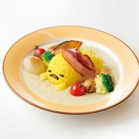 「ぐでたまカフェ」西武池袋本店に期間限定オープン!野菜と寝そべるカレー・プリケツらてなど
