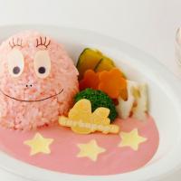 """日本で唯一""""バーバパパのカフェ""""1周年記念!スペシャルメニューが登場"""