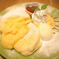 夏の新メニュー「レモンパンケーキ」「スペシャルパンケーキ」登場~渋谷・ワーキングホリデーコネクション