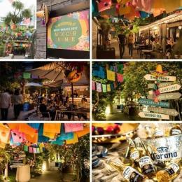 代々木VILLAGE ビアテラス2017「MEXICAN SUMMER」6/1オープン