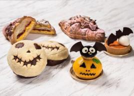 かぼちゃ尽くしのハロウィン限定パン&スイーツ!~表参道ドミニクアンセルベーカリー