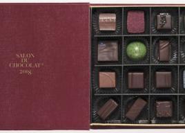 【サロン・デュ・ショコラ2017】鉄板ブランドの新作チョコレート一挙紹介!