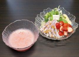 麺屋武蔵のチョコレートつけ麺『つけガーナホワイト2017~苺の香り~』数量限定で登場