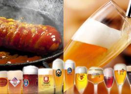 8/5は「世界ビール・デー」プレミアムビール85円祭!東京・横浜・大阪・名古屋の計17店舗で開催