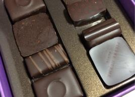 京都チョコレートショップ・ショコラティエ