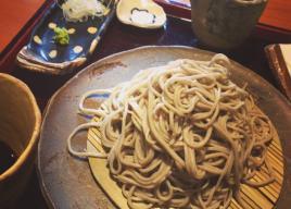 ミシュランガイド東京に選出された蕎麦の名店5選