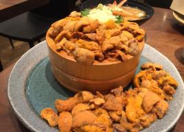 [東京]うに専門店・名物うに料理が食べられる店