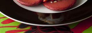 バレンタイン期間限定チョコレートパンケーキ2014