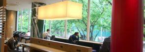 原宿って実は確実に電源確保できるカフェが多いので覚えておいた方が良い