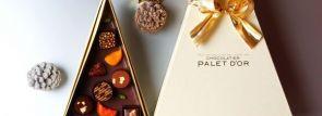 ショコラティエ パレ ド オールの2015年クリスマス限定スイーツ!コフレ・パフェ・ショコラショー