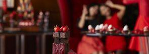 ハイアットリージェンシー大阪の苺スイーツブッフェ「ストロベリーマニア」開催