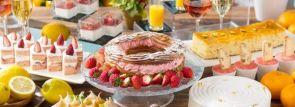 テーマは『大人のピクニック』苺とシトラスのデザートブッフェ開催〜ヒルトン小田原リゾート&スパ