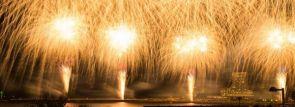 芥川賞ピース又吉「火花」に登場した「熱海海上花火大会」が7/26からスタート!