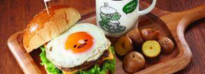 千葉パルコにぐでたまカフェ上陸!ぐでたまとヴィレッジヴァンガードのコラボハンバーガーや限定グッズも