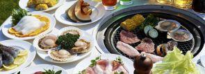ホテル日航成田の「バーベキュー&ビュッフェ2014」、6月27日(金)から8月31日(日)まで!