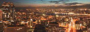 高層階ラウンジから大阪の夜景を一望!夏季限定「天空のビアパーティー」ホテル阪急インターナショナル