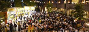 第7回「恵比寿麦酒祭り」開催~限定ビール、ヱビスプレミアムテラスが新登場