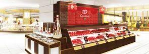 キットカットのスイーツ専門店「キットカットショコラトリー」が大丸札幌にオープン!