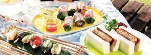 お花見にぴったり!伊勢丹新宿本店・三越銀座店のお弁当・フィンガーフード・桜スイーツ