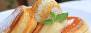 ふわふわ食感パンケーキ専門店「幸せのパンケーキ京都店」8/14オープン!京都限定の和メニューも登場