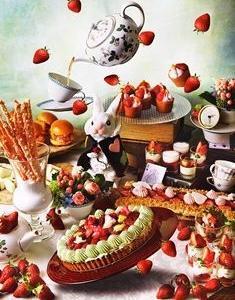 【大阪】絶品苺いちごスイーツ・ビュッフェ【2017版】いちごフェア開催中!