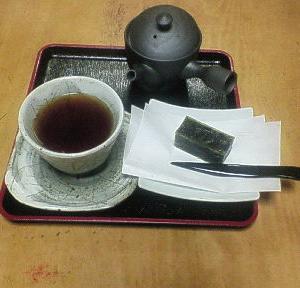 和紅茶セット