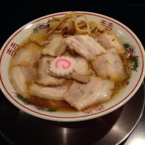 中野のおすすめ煮干しラーメン