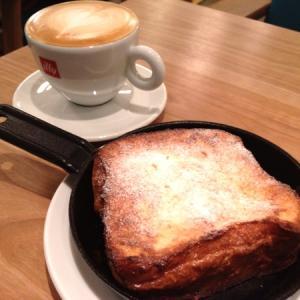 東京パンとコーヒーが美味しいカフェ