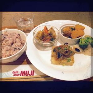 Cafe & Meal MUJI 新宿