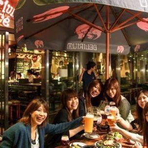 デリリウムカフェ トーキョー(Delirium Cafe Tokyo)