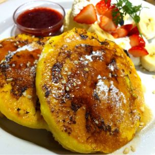 j.s. pancake cafe 青山店(ジェイエス パンケーキカフェ)