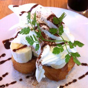 フレンチトースト専門店 cafe Haru&haru