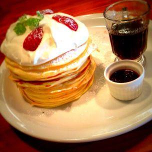 Coffee&Pancake Sarasa 押小路(サラサ)