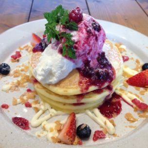 j.s.pancake cafe テラスモール湘南店(ジェイエスパンケーキカフェ)