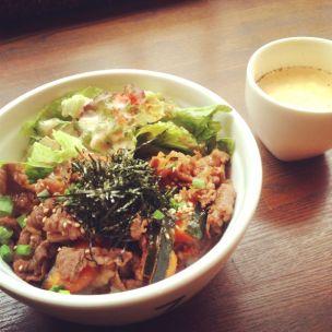 [閉店]Cafe One