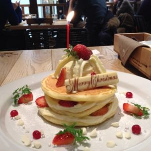 j.s. pancake cafe 札幌ステラプレイス店(ジェイエスパンケーキカフェ)