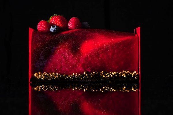 【2016年情報】パークハイアット東京「ブッシュフォレブランシュ」4,400円(15cm×8cm)