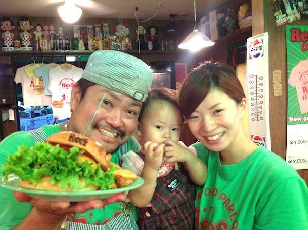 41都道府県134店舗目 熊本市南区Reef Burger