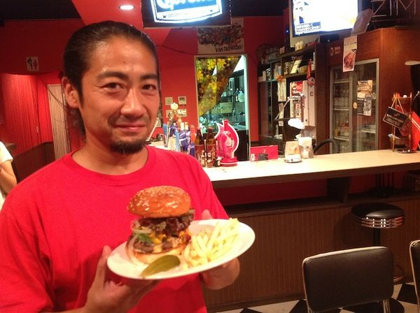 2都道府県8店舗目 青森tossy's diner Hot Lips