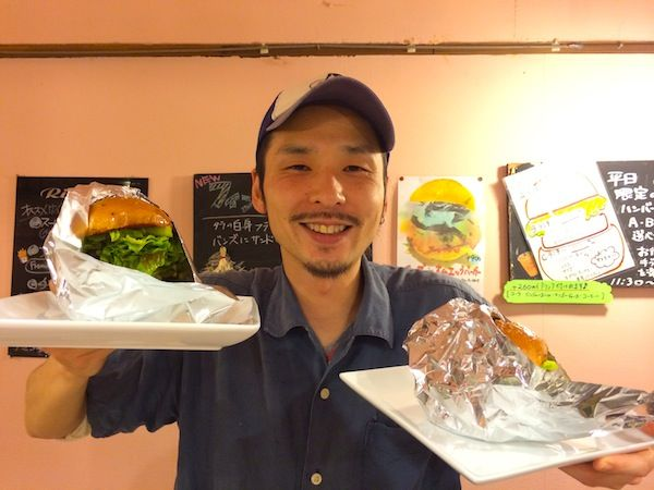 神戸市JR六甲道駅 Richee's