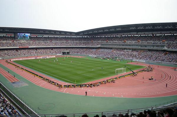 日産スタジアムの概要と大きさ