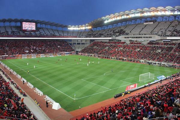 カシマサッカースタジアムの概要と大きさ