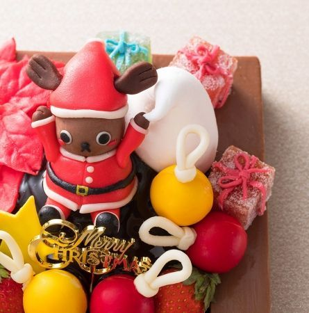 【2016年情報】横浜ベイホテル東急「カド・ノエル」7,500円 ※限定50個
