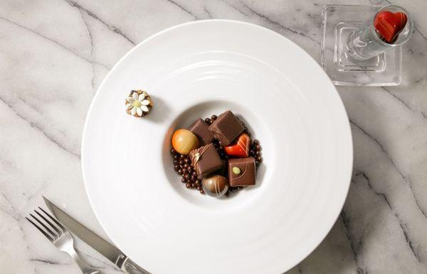 名古屋東急ホテル「Chocolat(ショコラ)Variés(ヴァリエ)」