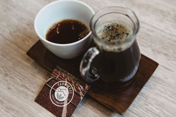 【日本初】[サードウェーブコーヒー]ヴァーヴ コーヒー ロースターズ