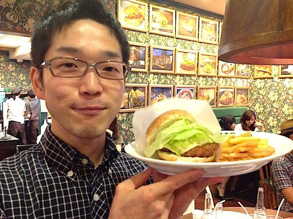 29都道府県102店舗目 石川金沢ハンバーガーのワンダフル県庁前店