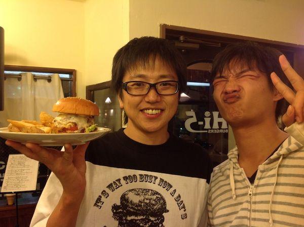 12都道府県29店舗目 茨城つくばHi-5 Burgers