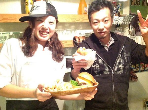 14都道府県33店舗目 埼玉大宮Burger's Cafe Beach Story